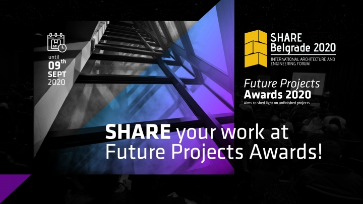 SHARE Future Projects Awards 2020 SHARE Future Projects Awards 2020